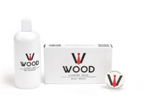 Wood Laundry Soap | Wood Chips