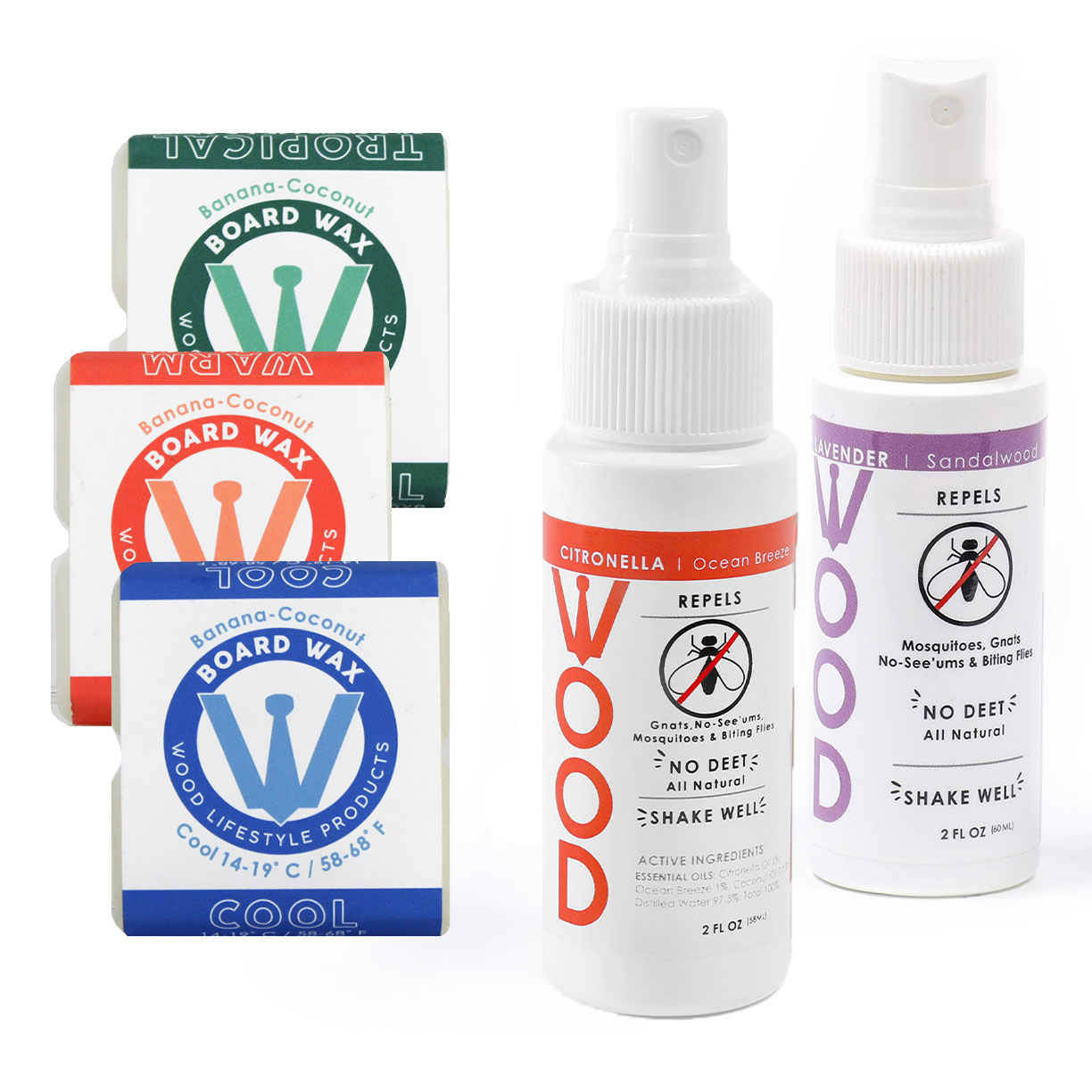 Citronella Insect Repellent | Wood Lifestyle Products